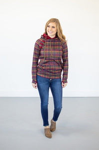 Plum Perfect Plaid