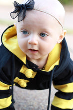 Load image into Gallery viewer, Black and Gold Gameday Hoodie Now Available in Kids!