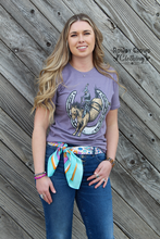 Load image into Gallery viewer, Bellagio Bronc Tee
