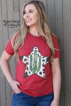 Load image into Gallery viewer, Saguaro Star Tee