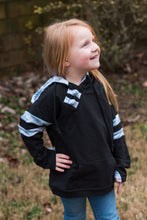 Load image into Gallery viewer, Varsity Camo Hoodie Now Available in Kids!