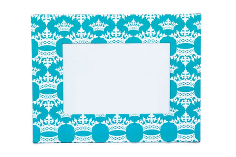 Frame - Turquoise Crown