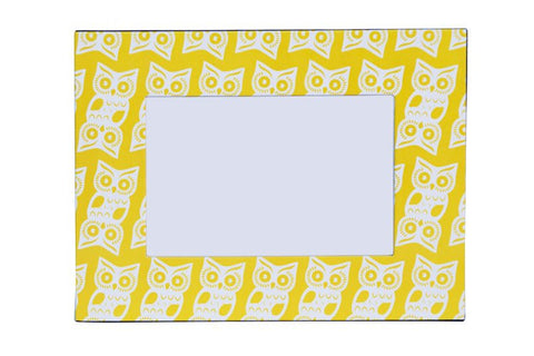 Frame - Yellow Owl