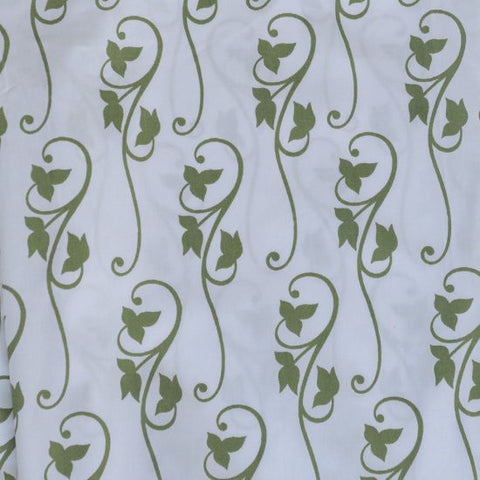 Duvet Cover - Twin - Green Ivy