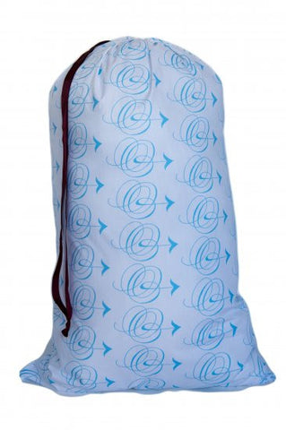 Laundry Bag - Blue Arrow