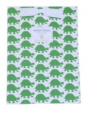 Magnet Board-Large - Green Turtle