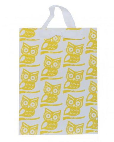 Magnet Board-Large - Yellow Owl