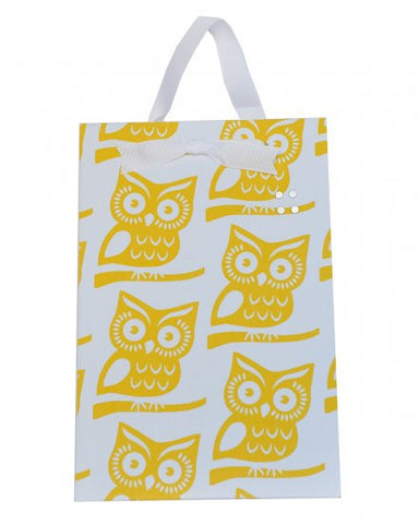 Magnet Board-Small - Yellow Owl