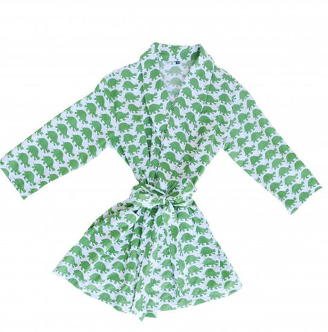 Robe - Green Turtle