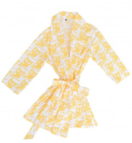 Robe - Yellow Owl