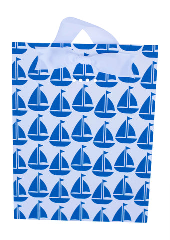 Magnet Board-Small - Navy Sailboat