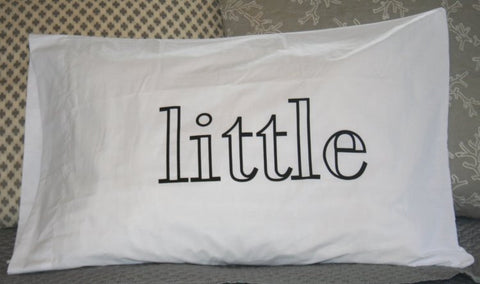 Pillow Case - Little Sis
