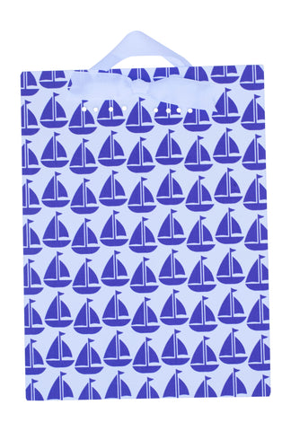Magnet Board-Large - Purple Sailboat