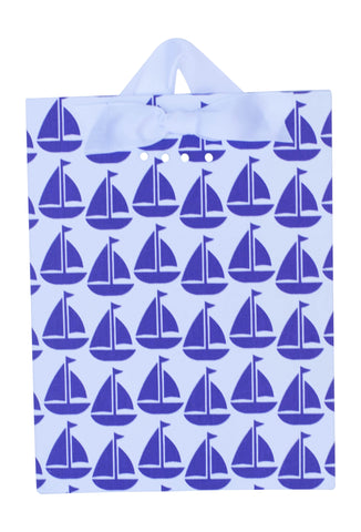 Magnet Board-Small - Purple Sailboat