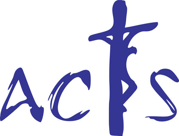 Christian Acts Logo Vinyl Decal Decals N More