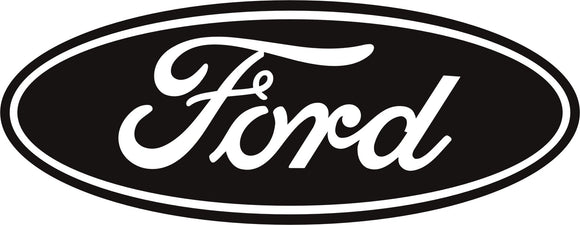 Ford Logo Vinyl Decal