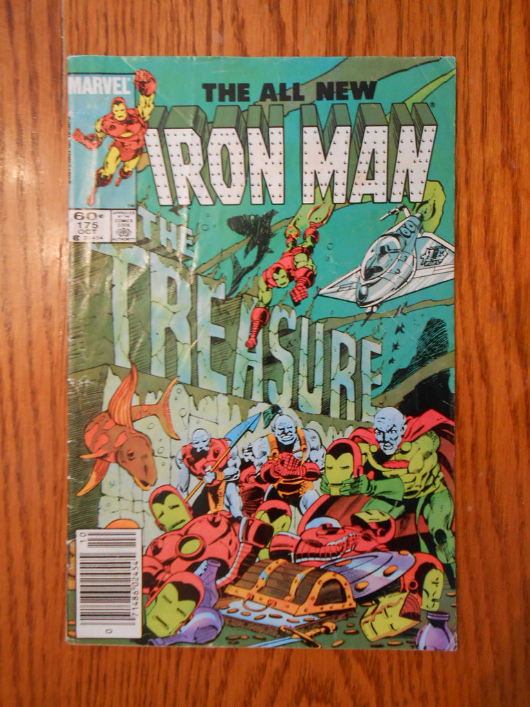 Iron Man, The Invincible 175 Marvel Comic