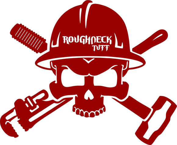Roughneck Tough Vinyl Decal