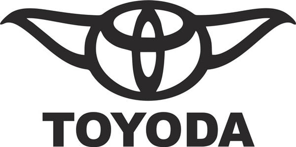 Toyoda Vinyl Decal