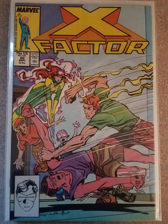 X Factor 20 Marvel Comics