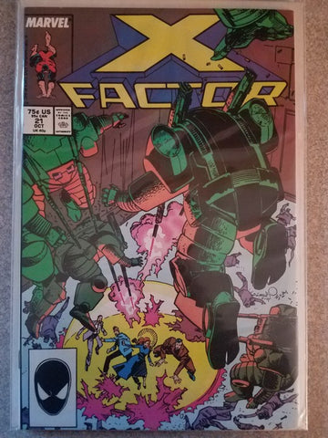 X Factor 21 Marvel Comics