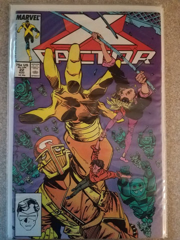 X Factor 22 Marvel Comics