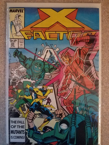 X Factor 23 Marvel Comics