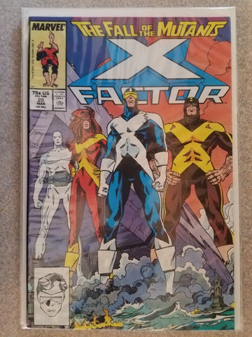 X Factor 26 Marvel Comics
