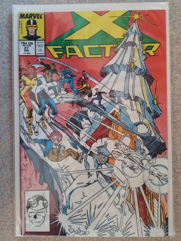 X Factor 27 Marvel Comics