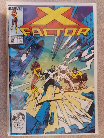 X Factor 28 Marvel Comics