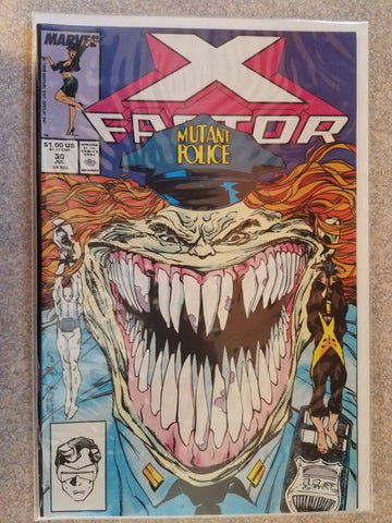X Factor 30 Marvel Comics