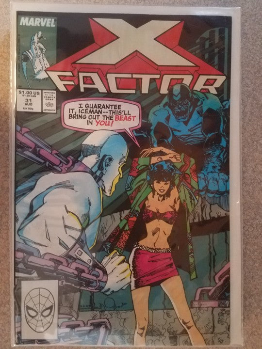 X Factor 31 Marvel Comics