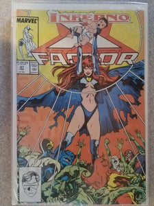X Factor 37 Marvel Comics