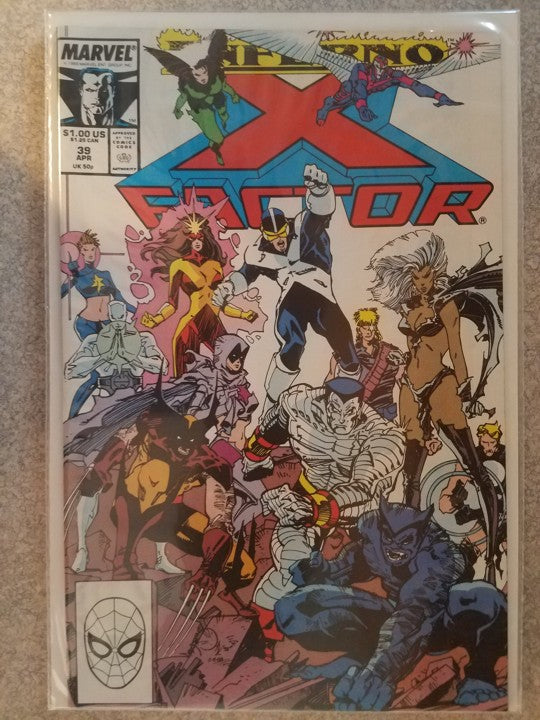 X Factor 39 Marvel Comics