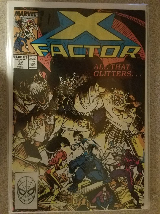 X Factor 42 Marvel Comics