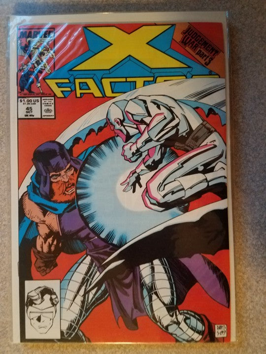 X Factor 45 Marvel Comics