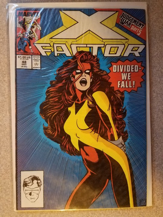X Factor 48 Marvel Comics