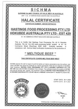 Load image into Gallery viewer, HALAL MELTIQUE STEAK (HOKUBEE)