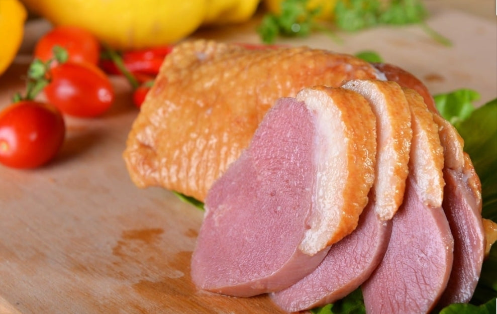 HALAL SMOKED DUCK (1kg)