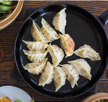 Load image into Gallery viewer, CHEESE BOMB GYOZA (9-pc)