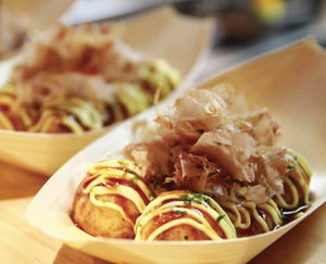 30/40-pc JAPANESE TAKOYAKI (crabstick/mix)
