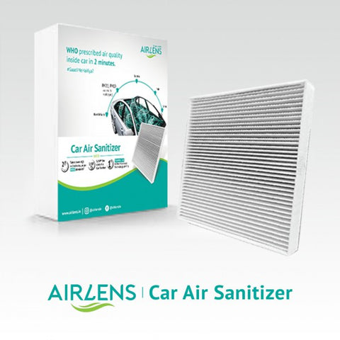 Airlens Car Air Sanitizer