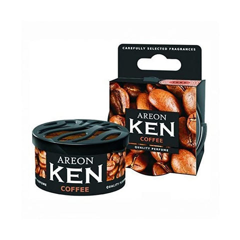 Areon Ken Perfume Car & Home (35 g) - Coffee