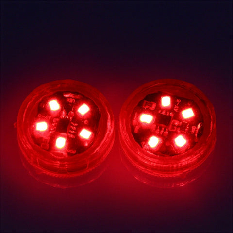 Car Door Warning Light, Wireless, 2pcs LEDs