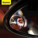 B-US 2Pcs Car Blind Spot Mirror,  Wide Angle