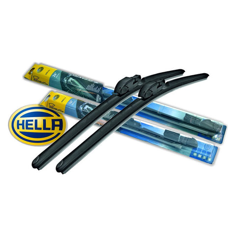 Hella Cleantech Frameless Wiper With Multiple Adapters (1pc)