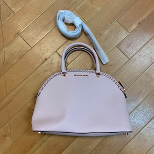 Primary Photo - BRAND: MICHAEL BY MICHAEL KORS STYLE: HANDBAG DESIGNER COLOR: PINK SIZE: MEDIUM OTHER INFO: EMMY BLOSSOM NWT $377 SKU: 217-217144-8441