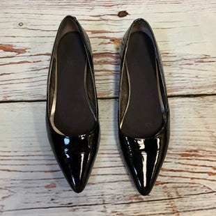 Primary Photo - BRAND: CALVIN KLEIN STYLE: SHOES FLATS COLOR: BLACK SIZE: 7 OTHER INFO: AS IS SKU: 217-217104-35450