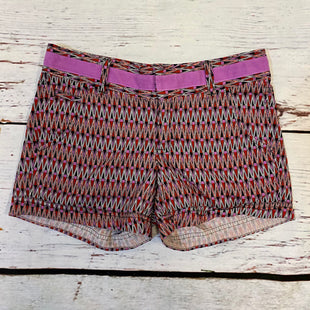 Primary Photo - BRAND: ATHLETA STYLE: ATHLETIC SHORTS COLOR: PRINT SIZE: 0 OTHER INFO: PURPLE/ORANGE/BLACK SKU: 217-217196-635