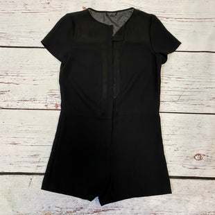 Primary Photo - BRAND: TOP SHOP STYLE: DRESS SHORT SHORT SLEEVE COLOR: BLACK SIZE: XS OTHER INFO: SIZE 2-ROMPER SKU: 257-25786-5202